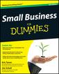 Couverture de l'ouvrage Small business for dummies®, (paperback)