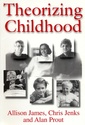 Couverture de l'ouvrage Theorizing childhood