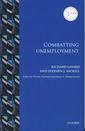 Couverture de l'ouvrage Combatting Unemployment