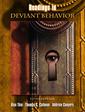 Couverture de l'ouvrage Readings in deviant behavior (5th ed )