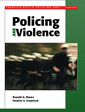 Couverture de l'ouvrage Policing and violence (1st ed )