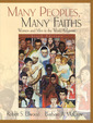 Couverture de l'ouvrage Many people, many faiths (6th ed )