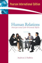 Couverture de l'ouvrage Human relations (10th ed )