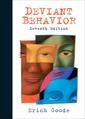 Couverture de l'ouvrage Deviant behavior (7th ed )
