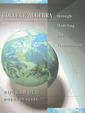 Couverture de l'ouvrage College algebra through modeling and visualization (1st ed )
