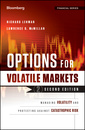 Couverture de l'ouvrage Options in volatile markets: managing volatility and protecting against catastrophic risk (hardback) (series: bloomberg financial)