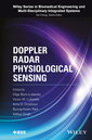 Couverture de l'ouvrage Doppler radar physiological sensing