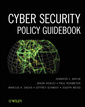 Couverture de l'ouvrage Cyber Security Policy Guidebook