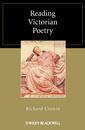 Couverture de l'ouvrage Reading victorian poetry (hardback)