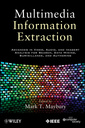 Couverture de l'ouvrage Multimedia Information Extraction