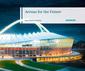 Couverture de l'ouvrage Arenas of the future: smart stadium solutions (hardback)
