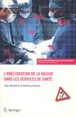 Couverture de l'ouvrage L'amélioration de la valeur dans les services de santé