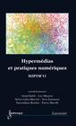 Couverture de l'ouvrage Hypermédias et pratiques numériques.