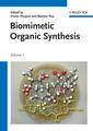 Couverture de l'ouvrage Biomimetic organic sysnthesis (2 Vol. set)