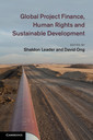 Couverture de l'ouvrage Global project finance, human rights and sustainable development