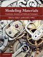 Couverture de l'ouvrage Modeling Materials