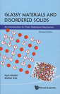Couverture de l'ouvrage Glassy Materials & disordered solids. An introduction to their statistical mechanics
