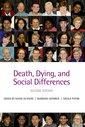 Couverture de l'ouvrage Death, dying, and social differences