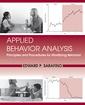 Couverture de l'ouvrage Applied behavior analysis: principles and procedures in behavior modification (paperback)