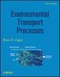 Couverture de l'ouvrage Environmental transport processes