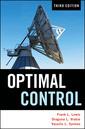 Couverture de l'ouvrage Optimal control