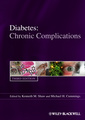 Couverture de l'ouvrage Diabetes chronic complications