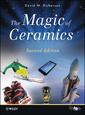 Couverture de l'ouvrage The magic of ceramics