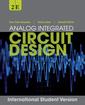 Couverture de l'ouvrage Analog integrated circuit design