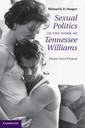 Couverture de l'ouvrage Sexual politics in the work of tennessee williams