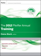 Couverture de l'ouvrage The 2012 pfeiffer annual: training (hardback) (series: j-b pfeiffer annual vol1)