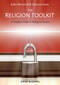 Couverture de l'ouvrage The religion toolkit: a complete guide to religious studies (paperback)