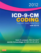 Couverture de l'ouvrage 2012 icd-9-cm coding theory and practice with icd-10 (paperback)
