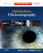 Couverture de l'ouvrage Ophthalmic Ultrasonography