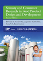 Couverture de l'ouvrage Sensory and consumer research in food product design and development