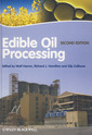 Couverture de l'ouvrage Edible oil processing