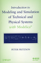 Couverture de l'ouvrage Introduction to modeling and simulation of technical and physical systems with modelica (paperback)