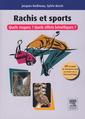 Couverture de l'ouvrage Rachis et sports, quels risques ? Quels effets bénéfiques ?