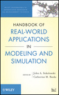 Couverture de l'ouvrage Handbook of real-world applications of modeling and simulation