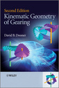 Couverture de l'ouvrage Kinematic geometry of gearing