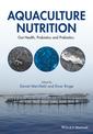 Couverture de l'ouvrage Aquaculture nutrition
