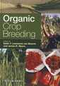 Couverture de l'ouvrage Organic crop breeding