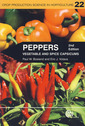 Couverture de l'ouvrage Peppers. Vegetable and spice Capsicums (Crop production science in horticulture, N° 22)