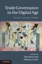 Couverture de l'ouvrage Trade Governance in the Digital Age