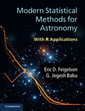 Couverture de l'ouvrage Modern statistical methods for astronomy: with r applications