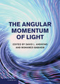 Couverture de l'ouvrage The angular momentum of light