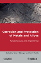 Couverture de l'ouvrage Corrosion and protection of metals and alloys