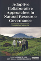 Couverture de l'ouvrage Adaptative collaborative approaches in natural ressource governance: Rethinking participation, learning and innovation