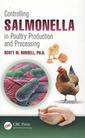 Couverture de l'ouvrage Controlling salmonella in poultry production and processing