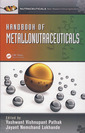 Couverture de l'ouvrage Handbook of metallonutraceuticals