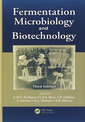 Couverture de l'ouvrage Fermentation microbiology and biotechnology (3rd Ed.)